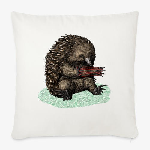 Echidna - Sofa pillow with filling 45cm x 45cm