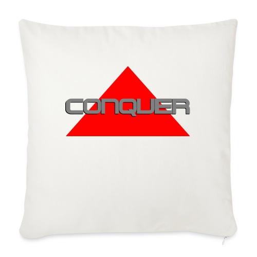 Conquer, by SBDesigns - Coussin et housse de 45 x 45 cm