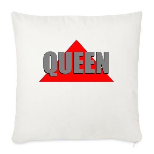 Queen, by SBDesigns - Coussin et housse de 45 x 45 cm