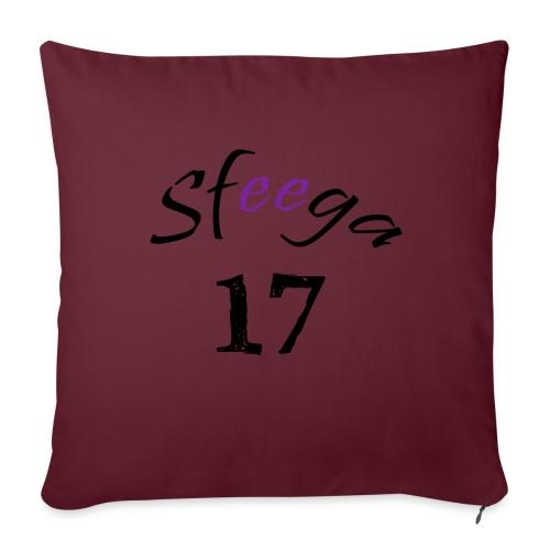 Sfeega - Cuscino da divano 44 x 44 cm con riempimento