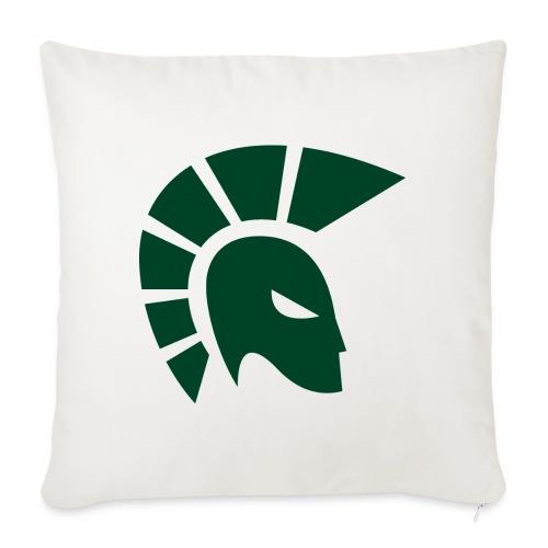 British Racing Green Centurion - Sofa pillow with filling 45cm x 45cm