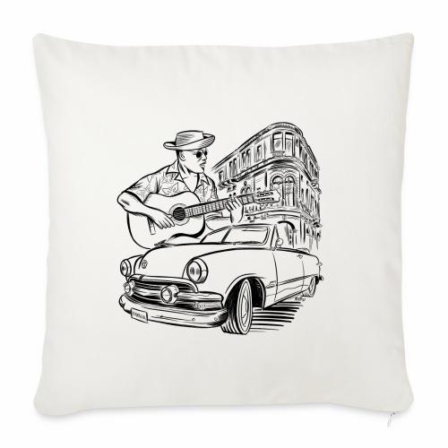 Cuba Havana Dodge Textiles and Gifts for You - Sohvatyynyt täytteellä 44 x 44 cm