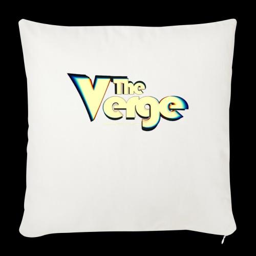 The Verge Vin - Coussin et housse de 45 x 45 cm