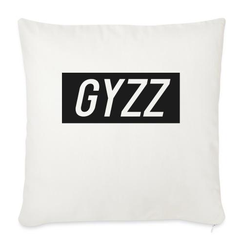 Gyzz - Sofapude med fyld 44 x 44 cm