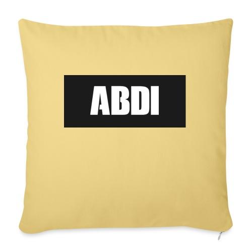 Abdi - Sofa pillow with filling 45cm x 45cm