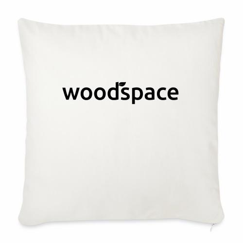woodspace brand - Poduszka na kanapę z wkładem 44 x 44 cm