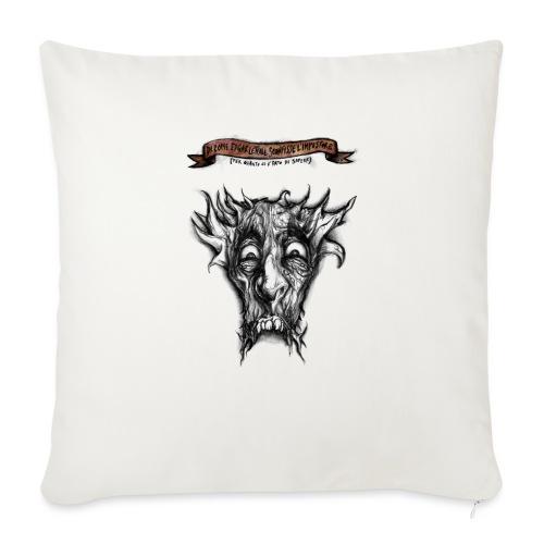 T-shirt del Dio Diaforo Tossidoille - Cuscino da divano 44 x 44 cm con riempimento