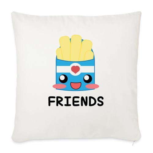 potatoes - Cuscino da divano 44 x 44 cm con riempimento