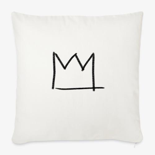 The Sick Boy Crown - Coussin et housse de 45 x 45 cm