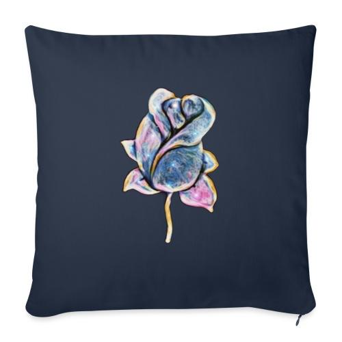 Fiore - Cuscino da divano 44 x 44 cm con riempimento