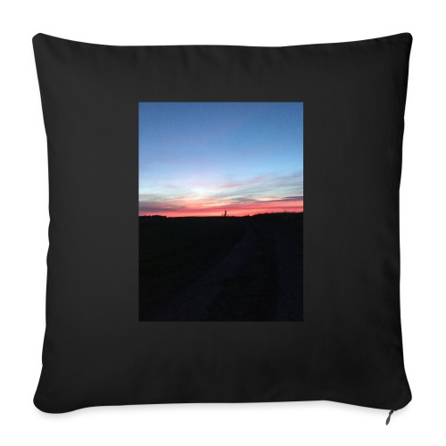 late night cycle - Sofa pillow with filling 45cm x 45cm