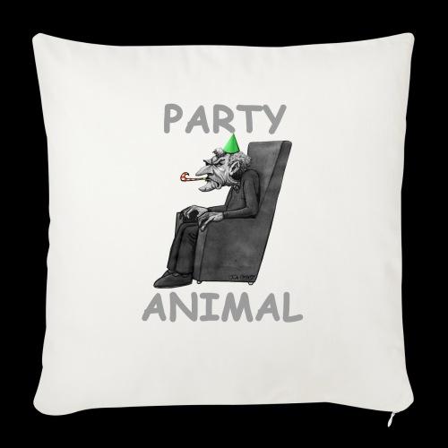 Miserable Git 2 - Sofa pillow with filling 45cm x 45cm
