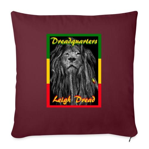 Dreadquarters - Sofa pillow with filling 45cm x 45cm