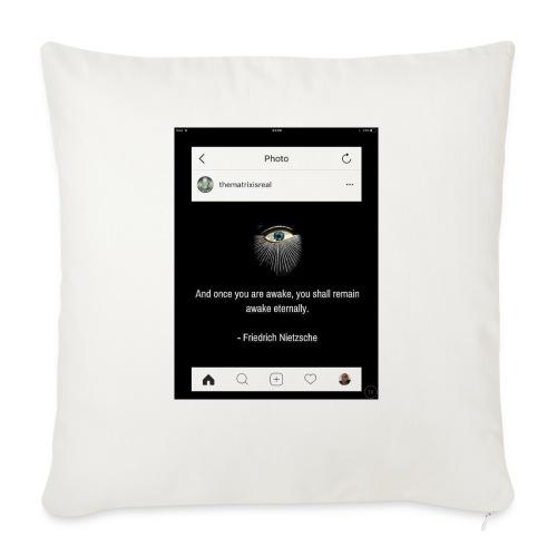81F94047 B66E 4D6C 81E0 34B662128780 - Sofa pillow with filling 45cm x 45cm