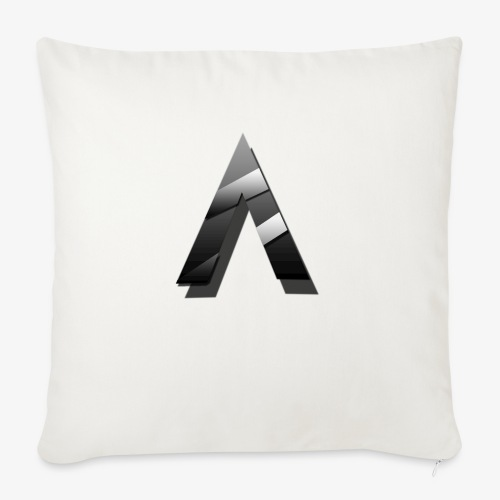 A for Arctic - Coussin et housse de 45 x 45 cm