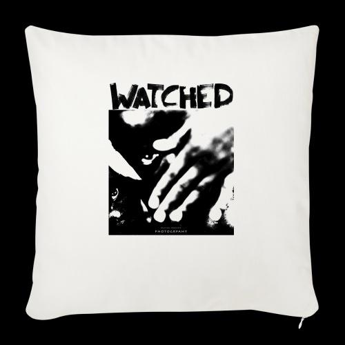 Watched - Sofakissen mit Füllung 44 x 44 cm