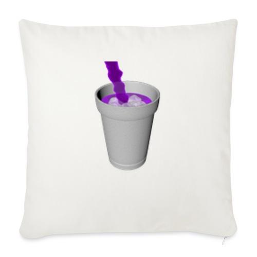 lean - Sofa pillow with filling 45cm x 45cm