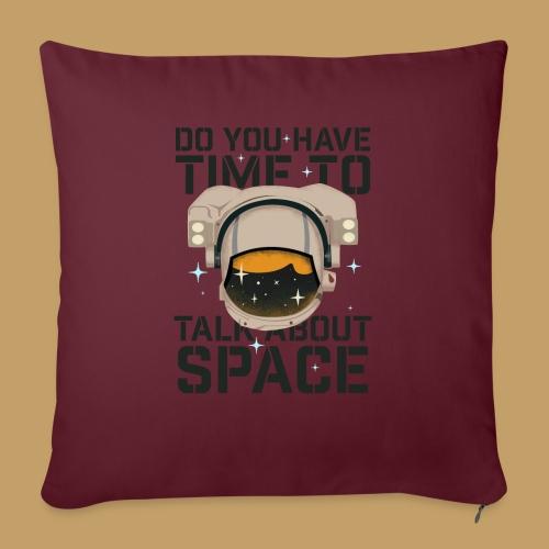 Time for Space - Poduszka na kanapę z wkładem 44 x 44 cm