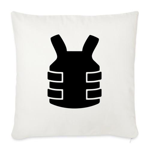 Bullet Proof Design - Sofa pillow with filling 45cm x 45cm