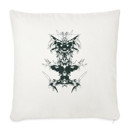 Magnoliids - Sofa pillow with filling 45cm x 45cm