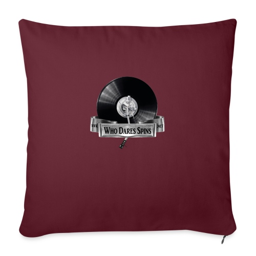 Badge - Sofa pillow with filling 45cm x 45cm