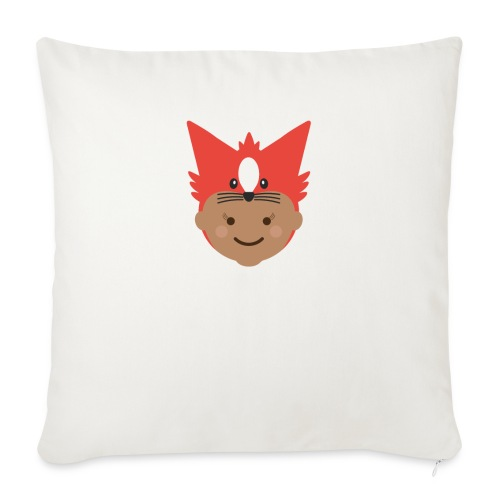 Florence the Fox | Ibbleobble - Sofa pillow with filling 45cm x 45cm