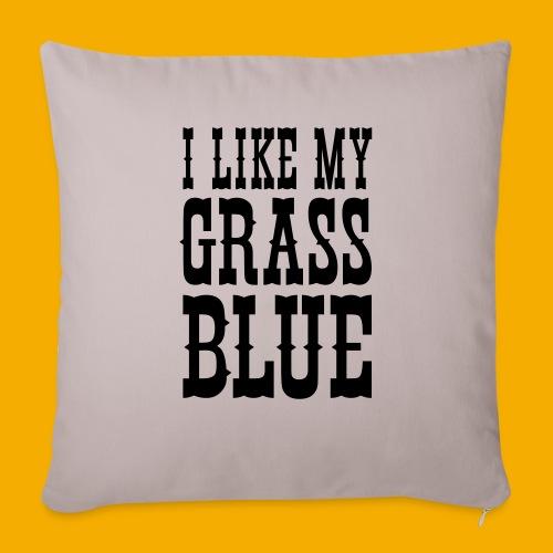 bluegrass - Bankkussen met vulling 44 x 44 cm