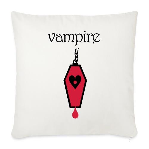Vampire - Sofa pillow with filling 45cm x 45cm
