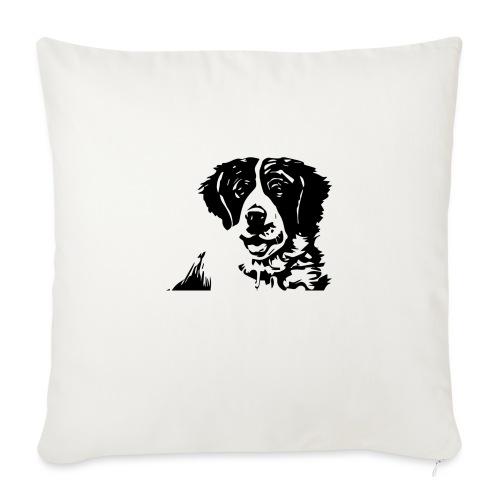 Barry - St-Bernard dog - Sofakissen mit Füllung 44 x 44 cm