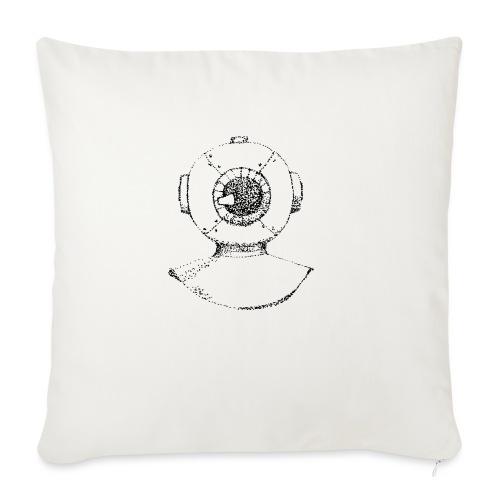 nautic eye - Bankkussen met vulling 44 x 44 cm