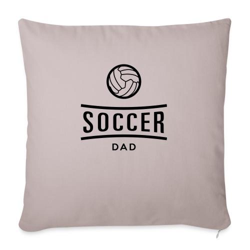 soccer dad - Coussin et housse de 45 x 45 cm