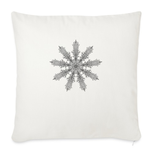 Magic Star Tribal #4 - Sofa pillow with filling 45cm x 45cm