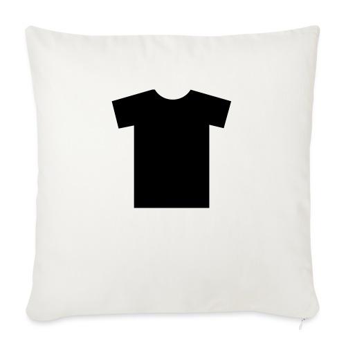 t shirt - Coussin et housse de 45 x 45 cm