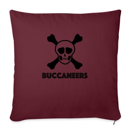 Buccs1 - Sofa pillow with filling 45cm x 45cm