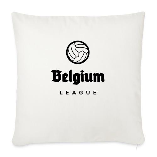 Belgium football league belgië - belgique - Coussin et housse de 45 x 45 cm