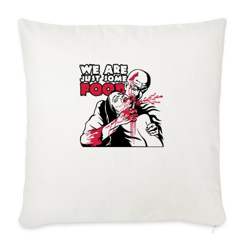 eating_zombie - Coussin et housse de 45 x 45 cm