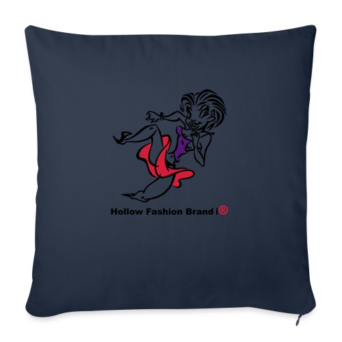 Hollow Fashion Brand i® - Sofa pillow with filling 45cm x 45cm