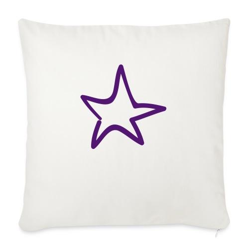 Star Outline Pixellamb - Sofakissen mit Füllung 44 x 44 cm