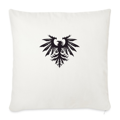 NEW Bird Logo Small - Sofa pillow with filling 45cm x 45cm
