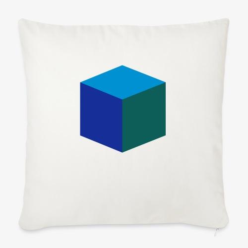 Cube - Sofapute med fylling 44 x 44 cm