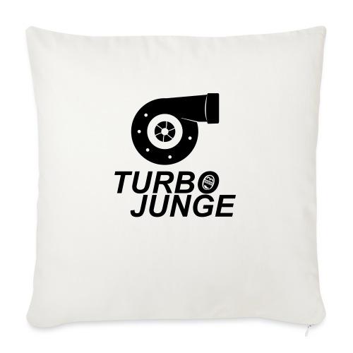 Turbojunge! - Sofakissen mit Füllung 44 x 44 cm