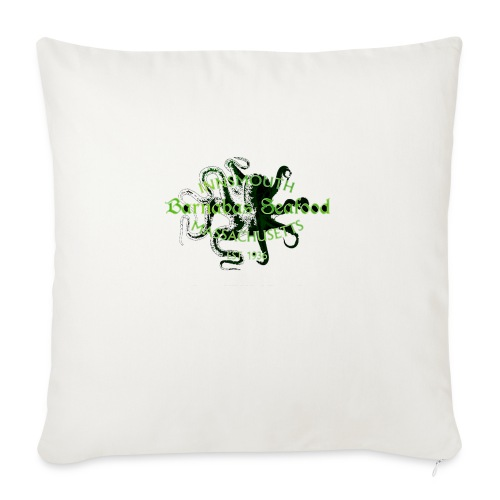 Barnabas (H.P. Lovecraft) - Sofa pillow with filling 45cm x 45cm