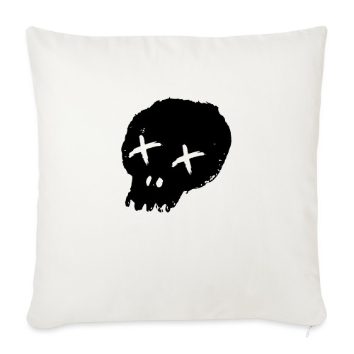 blackskulllogo png - Sofa pillow with filling 45cm x 45cm