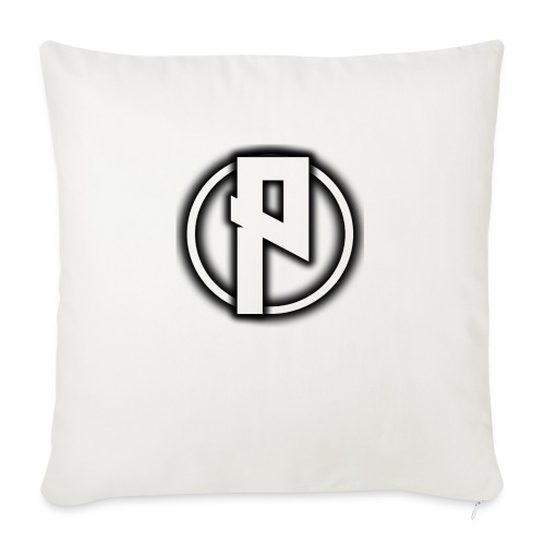 Priizy t-shirt black - Sofa pillow with filling 45cm x 45cm