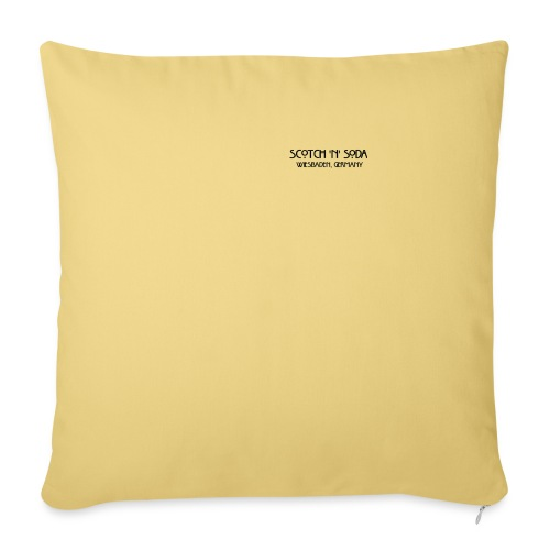 Goldgasse 9 - Front - Sofa pillow with filling 45cm x 45cm