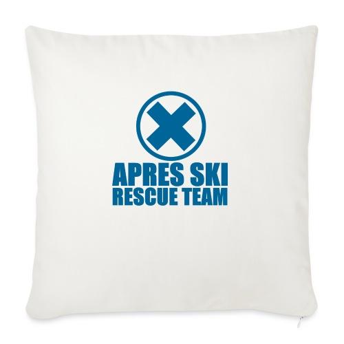 apres-ski rescue team - Bankkussen met vulling 44 x 44 cm