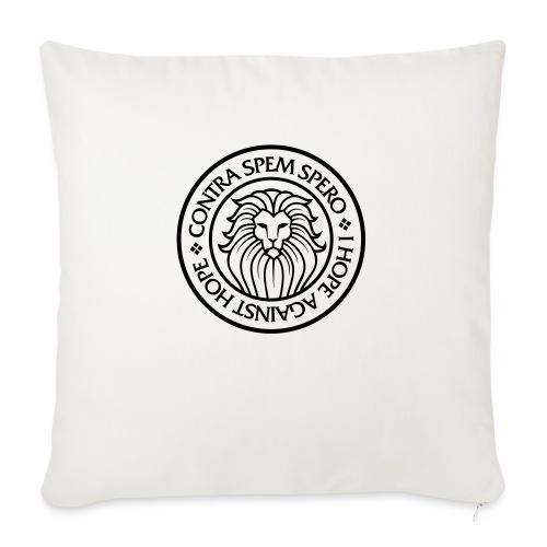 Contra Spem Spero - Sofa pillow with filling 45cm x 45cm