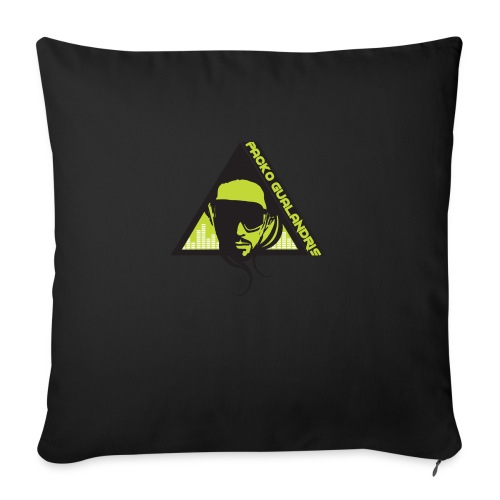 PACKO LOGO 2017 RGB PNG - Sofa pillow with filling 45cm x 45cm