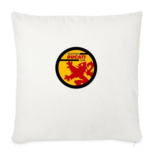 GIF logo - Sofa pillow with filling 45cm x 45cm