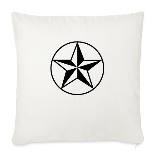 Star - Cuscino da divano 44 x 44 cm con riempimento